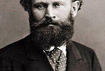 Edouard Manet / Édouard Manet (Parigi, 23 gennaio 1832 – Parigi, 30 aprile 1883) pittore francese.