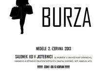 FASHION BURZA / Burza s oblečením a doplňky. Někdy je čas vyvětrat skříně a obměnit je něčím novým.  https://www.facebook.com/FashionBurzaOnline?ref=hl