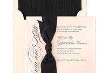 Wedding Invitations / Latest trends in wedding stationery. / by FineStationery