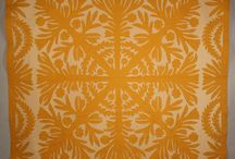 Hawaiian Quilts by others / Lovely Hawaiian Quilts to enjoy
