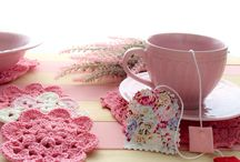 Tea Bag / Flowers tea bag