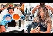 Hair transform