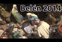 Belenismo / Belenes que realizamos todos los años.