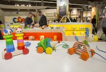Wooden Toys and Craftworks / Product Group Wooden Toys and Craftworks at Spielwarenmesse 2015. / by Spielwarenmesse