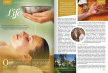 Ayurveda / Inspired by our latest August issue, Ayurveda is a trending topic. Find out more about the ancient healing techniques on our board here! Subscribe here: http://ow.ly/AjpBu