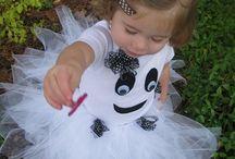 niña Halloween
