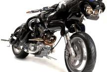 cool bike's nd car's