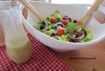 salad dressings / by Jennifer Bianchi- Cooper