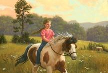 Love pony horse