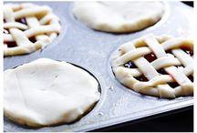 Rätter i muffinsformar