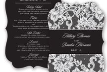MENUS, PLACE CARDS & TABLE NUMBERS / by Cami Intheclouds