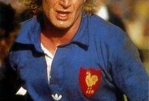 jean-pierre rives / ancien joueur de rugby