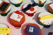 Cupcakes teachers day / by Carol Lanseros