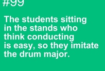 Marching band probz.