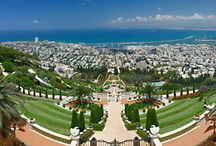 Attractions in Haifa / Haifa is the largest city in northern Israel, and the third-largest city in the country, with a population of over 291,000 and there is a lot to do here.