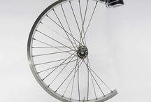 Nápady z komponentov bicykla