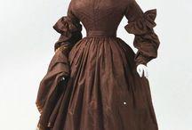 1830-1840 dresses