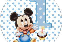 1* compleanno bimbo
