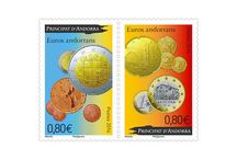 Andorra 2016 Stamps / Andorra 2016 Post Stamp Issue