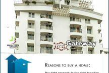 Marutham Gateway / Project of Marutham Group located at Tambaram, Chennai.