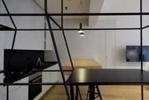 Ostiense House #01 / Apartment 80 mq Rome, Italy – 2015 Renovation of apartment in Rome.