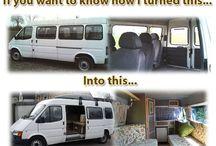 Camper Van Dream