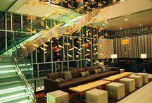 Cool Hotel Lobbies