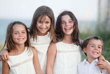 Fun portraits of children by Erin Whittle Photography / Erin Whittle Photography Portraits