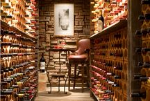 Inspiration: wine cellars