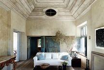 Axel Vervoordt / interior design / by Nancy Duncan