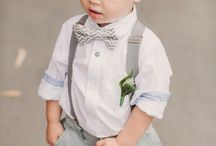 Wedding outfit for baby