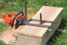 деревянные штуки