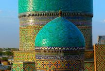 / Central Asia / Travel inspiration for the STANS :)