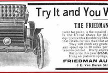 OLD AUTO ADVERTISING / by Jim (Doc) Henning