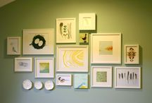 Gallery Walls / by Jessica O