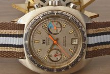 Vintage Tissot Watches, Love 'm... / Vintage Tissot of the 70's