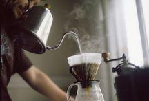 Coffee & Tea / by David Hall