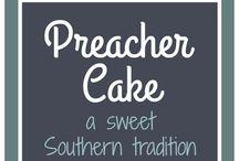 Recipes: Sheet Cakes