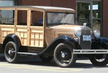 Model A Ford / In memory of my Dad.