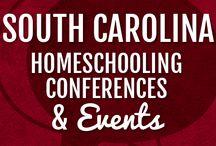 SC Homeschool Events