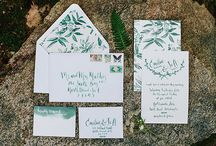 Neutral // Organic Invitations
