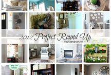 Living Room / Family Room Ideas / by Kim Demmon (today's creative blog)