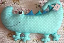 Poduszki i przytulanki (Pillows & Cuddly toys) by Silverado