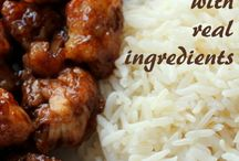 Favorite recipes / by Nancy Holck