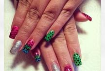 diseños uñas / by Maika Jarque