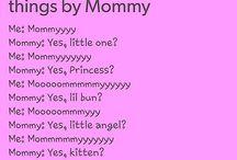 Mommy Kink