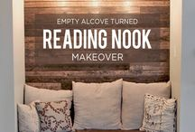 Books & Reading Nooks