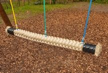 Swings Seats / Seats, Chains, Shackles, Bushes