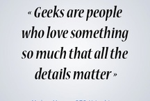 Fandoms / All the geeky nerdy things that I love. / by Mary Preisser