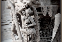 Dance poses, Jaisalmer
